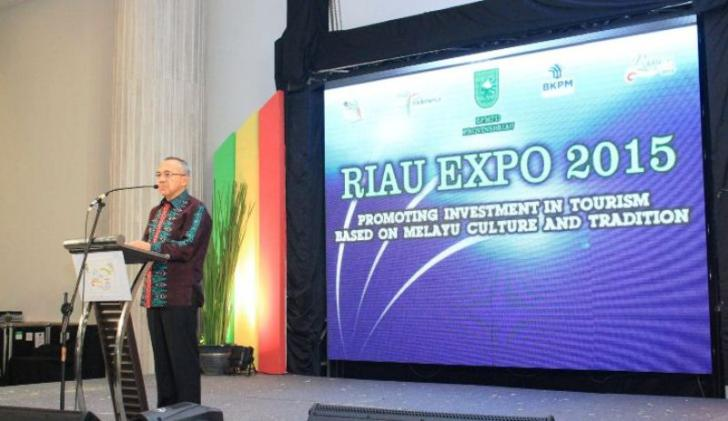 Riau Expo Never Impact on Economy, But Provincial Government Set target Rp15 Billion