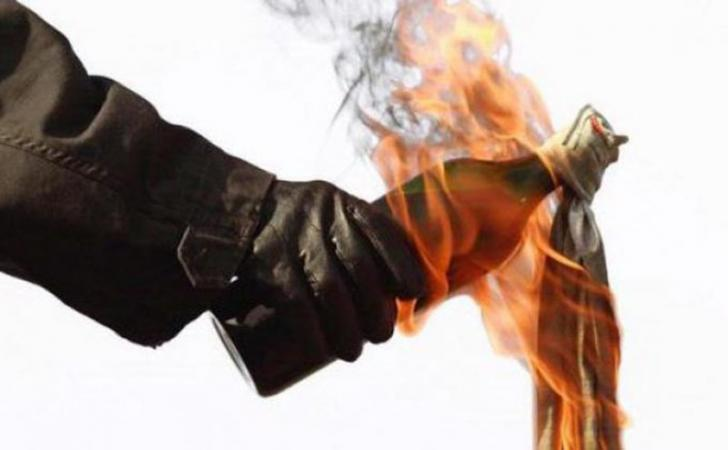 OTK Lempar Gereja Oikumene Samarinda dengan Bom Molotov