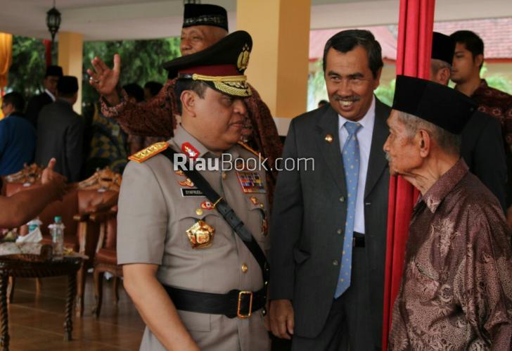 Polda Riau Jadi Tipe A, Syamsuar: Polisi Jadi Promoter, Profesional, Modern dan Terpercaya