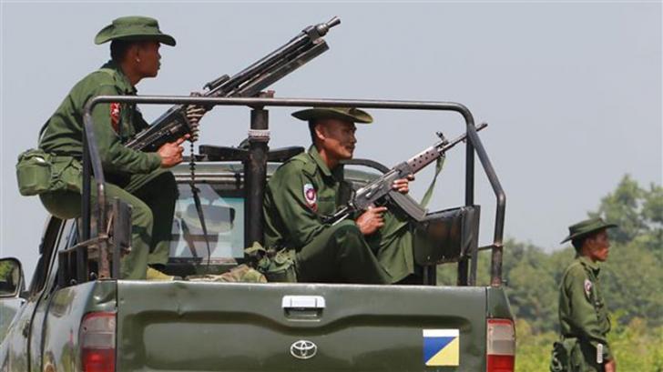 28 Muslim Rohingya Tewas Ditembaki Militer Myanmar