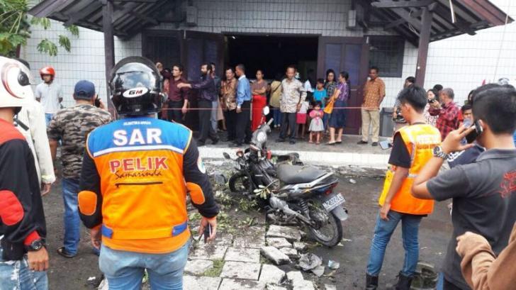 Warga Diminta tak Terprovokasi Pengalihan Isu Bom Samarinda