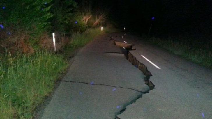 Gempa Selandia Baru, Korban Sementara Dua Orang Tewas