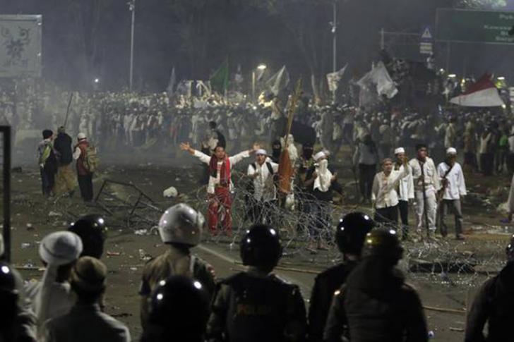 GNPF-MUI Desak DPR Ungkap Penyebab Rusuh Demo 4 November