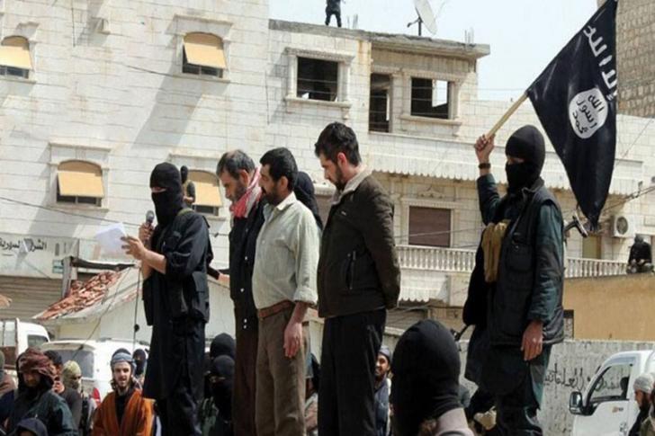 Ratusan Mantan Anggota Polisi Dieksekusi ISIS di Mosul