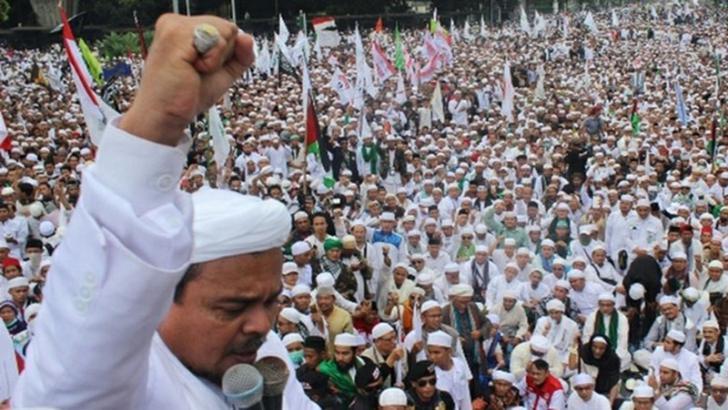 2 Desember, Gerakan Kawal Fatwa MUI Kembali Turun ke Jalan, Aksi Bela Islam III