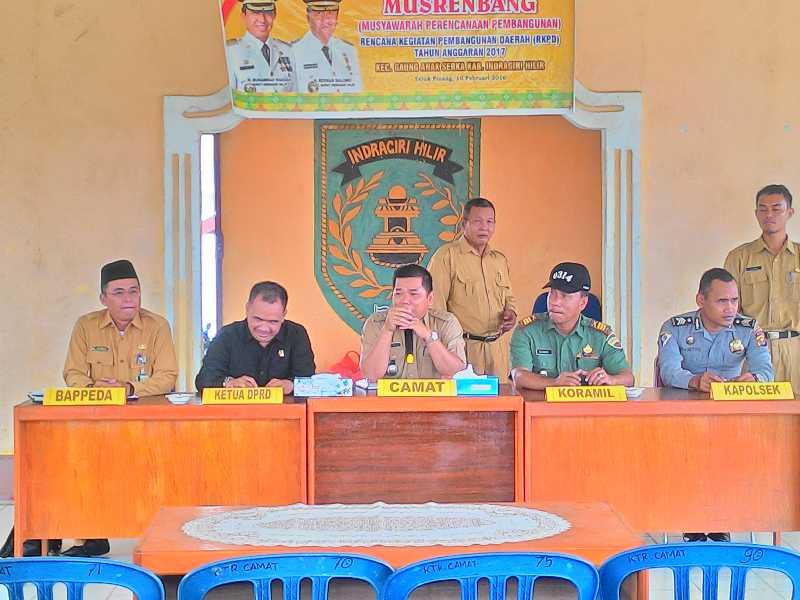 Kritik SKPD di Inhil, Dewan: Kerja Jangan Sistem Kebut Semalam, Hasilnya Asal Jadi